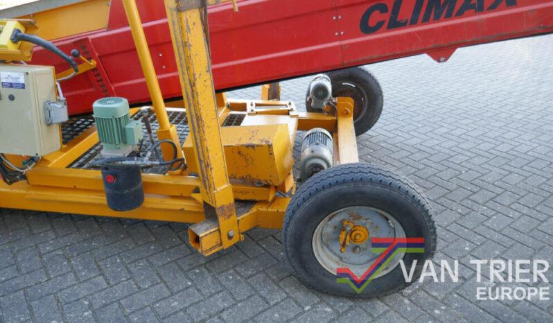 Climax 1100 KS Hallenvuller vol