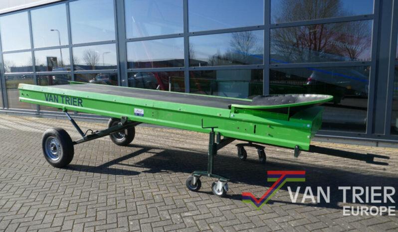 Van Trier vlakke transportband leesband foerderband verleseband conveyor belt