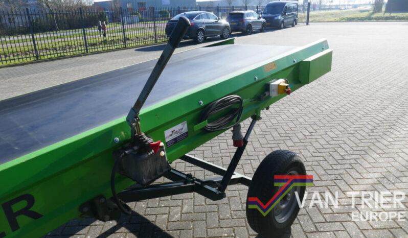 Van Trier 5-100 Vlakke Transportband vol