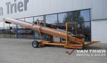 Breston Z18-80XW 18 meter hallenvuller boxenvuller hallenfueller boxenfueller store loader stacker conveyor belt