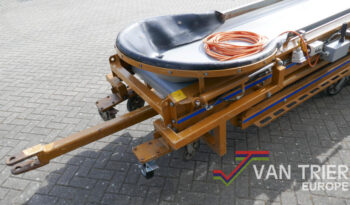 Breston 2×8-80 Zelfrijdende Duoband vol