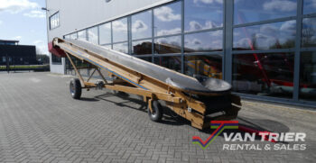 Breston ZG10-100 transportband foerderband conveyor belt van trier