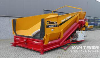 Climax CSB 2600 XL CSB2600XL stortbak stortbunker stuerzbunker schuetbunker receiving hopper