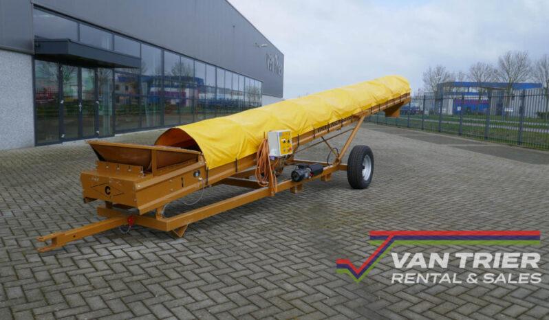 Van Trier 8,5-65 transportband foerderband opvoerband conveyor belt