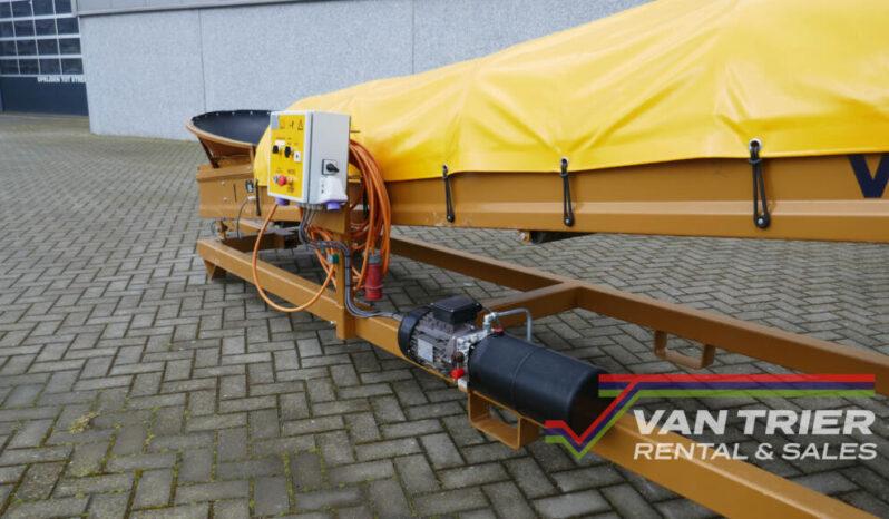 Van Trier 8,5-65 ZK Transportband vol