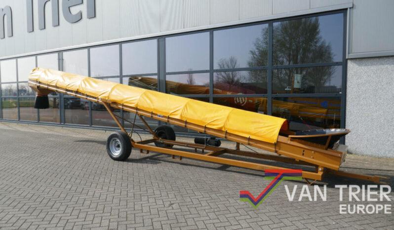 Van Trier 9,5-65 transportband foerderband opvoerband conveyor belt
