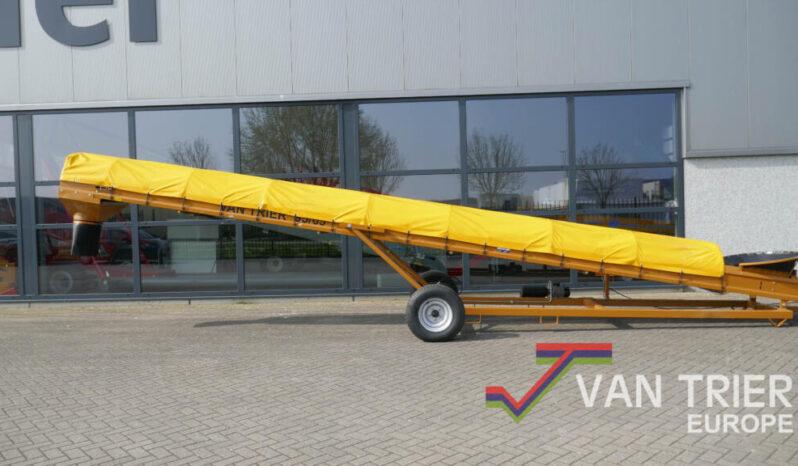 Van Trier 9,5-65 ZK Transportband vol
