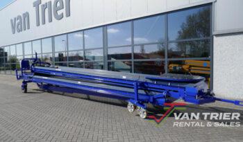Van Trier Visser TS8+9-800 duoband dual belt conveyor duo band