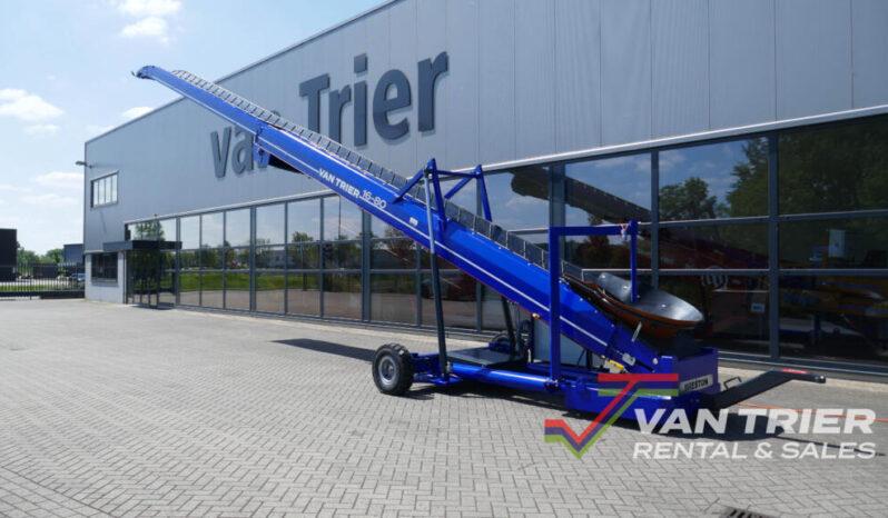 Breston HV16-80 hallenvuller hallenfueller store loader van trier -1
