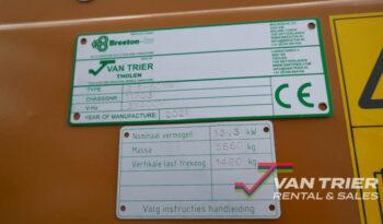 Breston Z15-80XW Hallenvuller vol