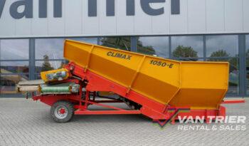 Climax 1050-E Stortbak vol